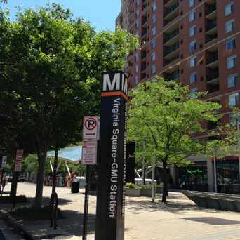 Photo of VIRGINIA SQUARE METRO STATION in Ballston - Virginia Square, Arlington