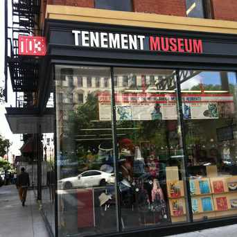 Photo of Lower Eastside Tenement Museum in Lower East Side, New York