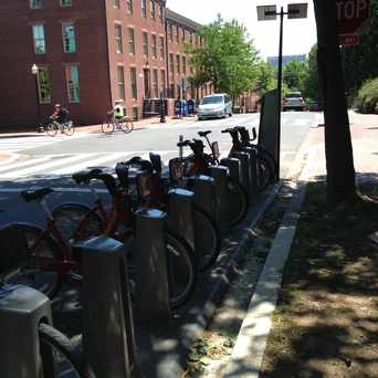 Photo of Capital Bikeshare: 37th & O St NW / Georgetown University in Georgetown, Washington D.C.