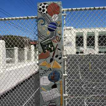 Photo of James Lick Middle School in Noe Valley, San Francisco