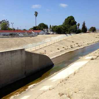 Photo of LA River, Culver City in Culver City