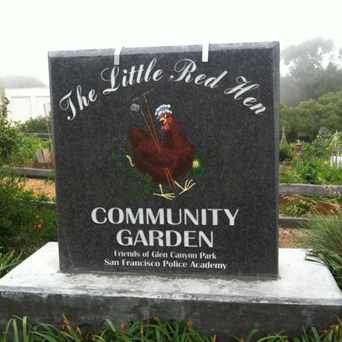 Photo of Little Red Hen Community Garden in Diamond Heights, San Francisco