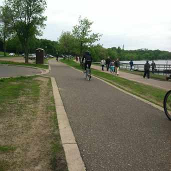 Photo of Bike Trail in East Calhoun, Minneapolis