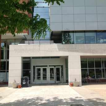 Photo of Johnson/Zesiger Athletics & Sports Center in MIT, Cambridge
