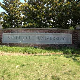 Photo of Vanderbilt University in Nashville-Davidson