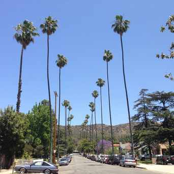 Photo of Highland View Avenue in Eagle Rock, Los Angeles