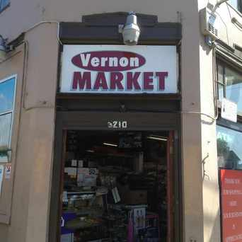 Photo of Vernon Market in Harrison St-Oakland Ave, Oakland