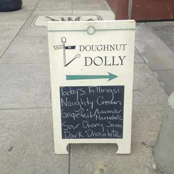 Photo of Doughnut Dolly in Temescal, Oakland