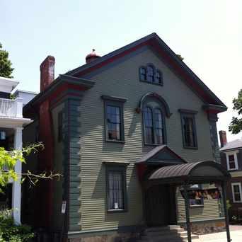 Photo of Eliot Hall in Jamaica Hills - Pond, Boston