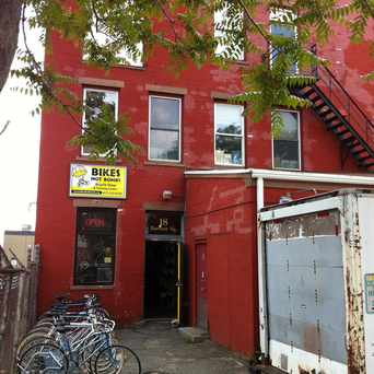 Photo of Bikes Not Bombs Bicycle Shop & Training Center in Jamaica Central - South Sumner, Boston