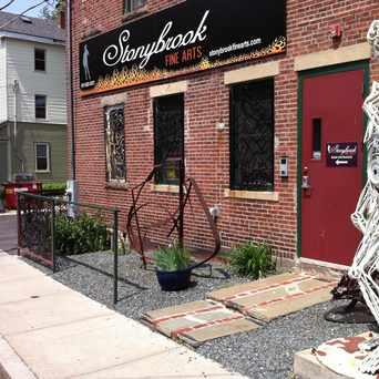Photo of Stonybrook Fine Arts in Central Maverick Square - Paris Street, Boston