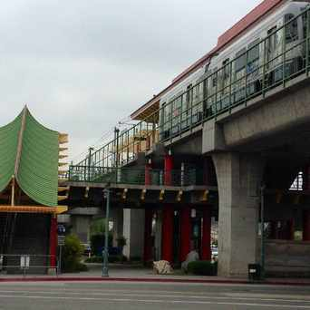 Photo of Chinatown, Los Angeles, CA, Metro Station in Historic Cultural, Los Angeles