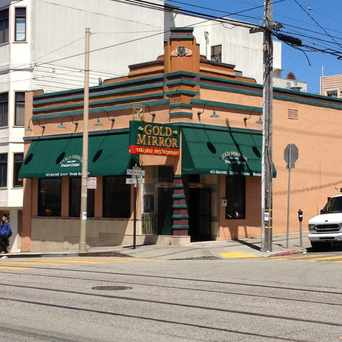 Photo of The Gold Mirror Italian Restaurant in Golden Gate Heights, San Francisco