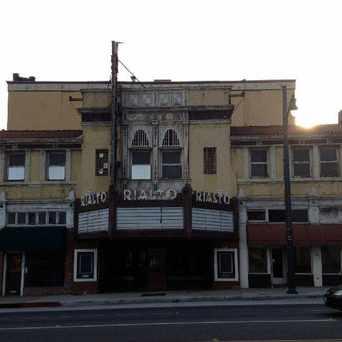 Photo of Rialto Theatre in South Pasadena