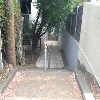 Photo of Kempton Stairway in Harrison St-Oakland Ave, Oakland