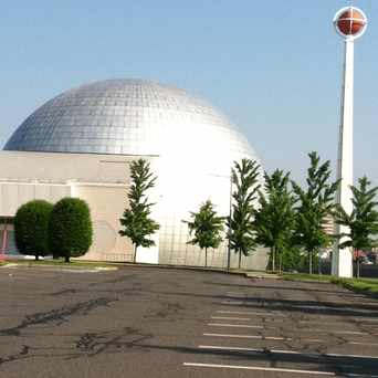 Photo of Naismith Memorial Basketball Hall of Fame in South End, Springfield