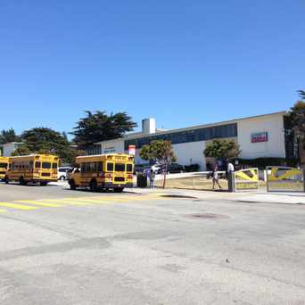 Photo of A. P. Giannini Middle School in Outer Sunset, San Francisco