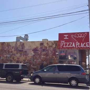 Photo of The Pizza Place on Noriega in Outer Sunset, San Francisco