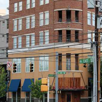 Photo of Mixed Use Development along East Boulevard in Dilworth, Charlotte