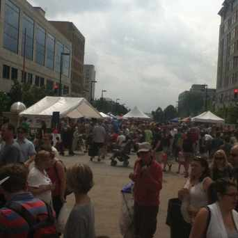 Photo of Dairy showcase in Downtown, Madison