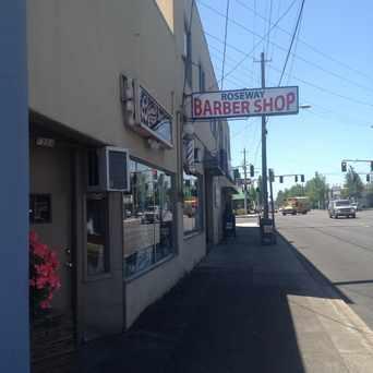 Photo of Roseway Barber Shop in Roseway, Portland