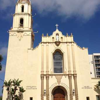 Photo of Our Lady of the Sacred Heart in City Heights, San Diego