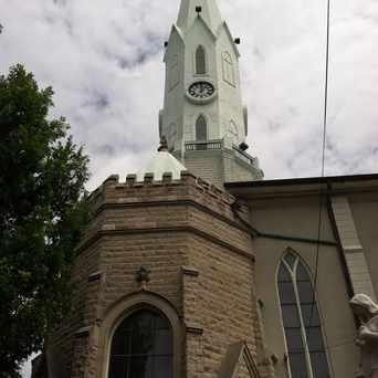 Photo of Saint Martin of Tours Catholic Church in Phoenix Hill, Louisville-Jefferson