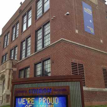 Photo of Thomas Edison High School in Holland, Minneapolis