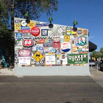 Photo of Wall Of Signs in Sycamore, Albuquerque