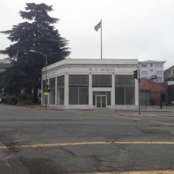 Photo of WC Morse Building in Temescal, Oakland
