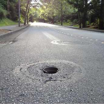 Photo of Pothole in Redmond
