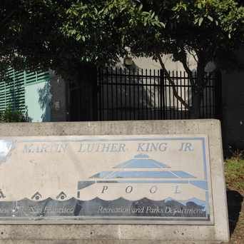 Photo of SF Recreation & Parks; Martin Luther King Pool in Bayview, San Francisco