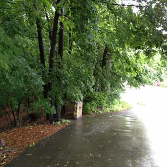 Photo of Huron Ave Walkway in Strawberry Hill, Cambridge
