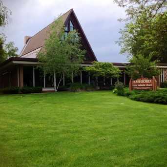 Photo of Bashford United Methodist Church in Eken Park, Madison