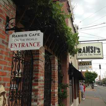 Photo of Ramsi's Cafe On the World in Cherokee Triangle, Louisville-Jefferson