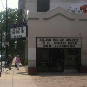 Photo of Apollo Theater in DePaul, Chicago