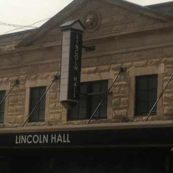 Photo of Lincoln Hall in DePaul, Chicago