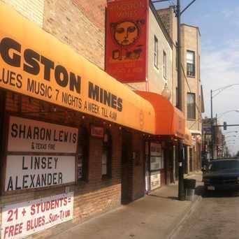 Photo of Kingston Mines in DePaul, Chicago