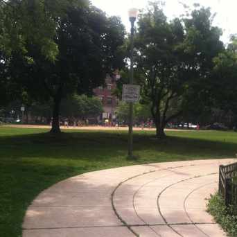 Photo of Jonquil Park in DePaul, Chicago