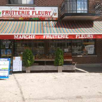 Photo of Marché Fruiterie Fleury in Montréal