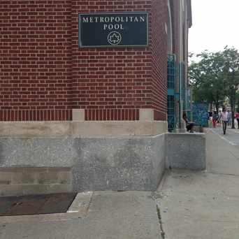 Photo of Metropolitan Pool in Williamsburg, New York
