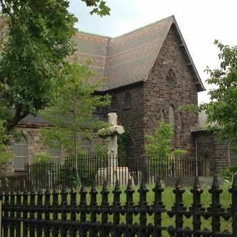 Photo of St Peter's Episcopal Church in Westchester Village, New York