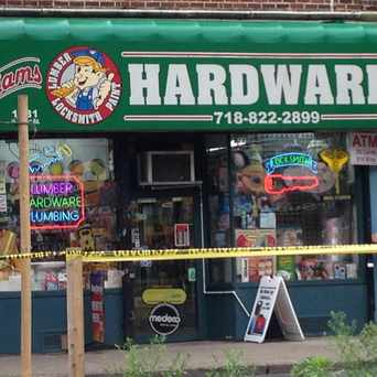 Photo of Williams Hardware in Parkchester, New York
