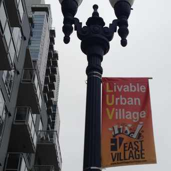 Photo of East Village Street Banner in East Village, San Diego