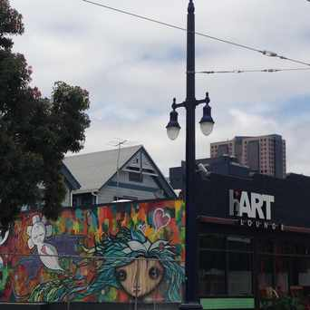 Photo of hART lounge in East Village, San Diego