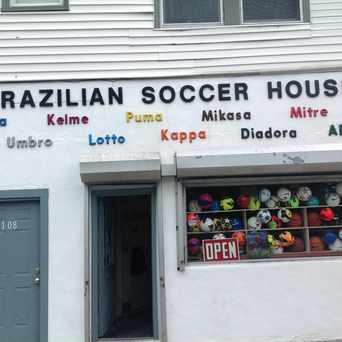 Photo of Brazilian Soccer House in Central Maverick Square - Paris Street, Boston