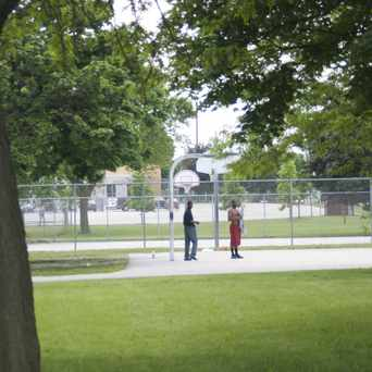 Photo of Carver Park Basketball Courts in Hillside, Milwaukee