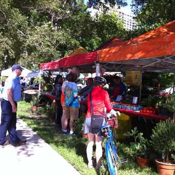 Photo of Hyde Park Farmers' Market in East Hyde Park, Chicago