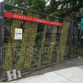 Photo of Berkeley Community Garden in South End, Boston