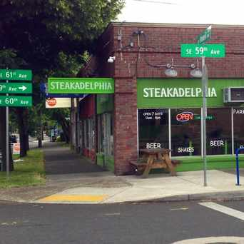 Photo of Steakadelphia in South Tabor, Portland